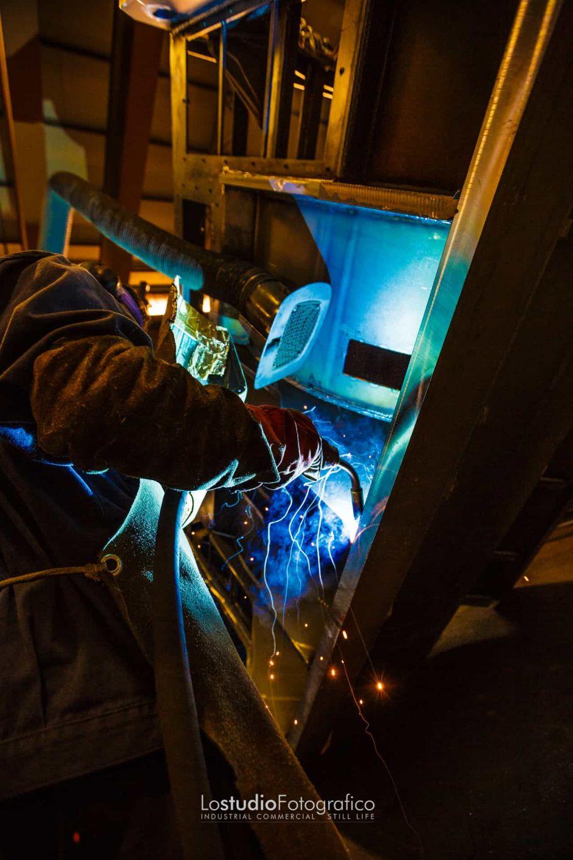 Fotografia industriale Treviso. Studio fotografico professionale, reportage industriale, servizi fotografici per aziende in Veneto.