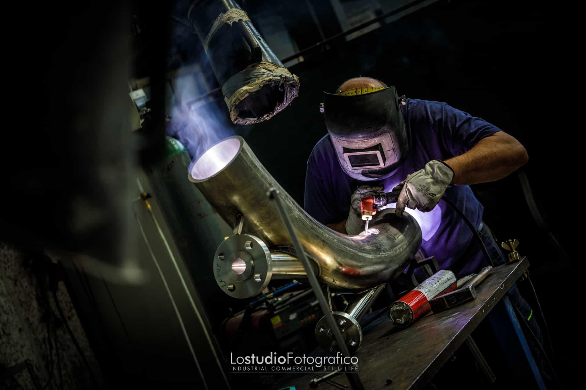 Fotografia industriale Vicenza. Studio fotografico professionale, reportage industriale, servizi fotografici per aziende in Veneto.