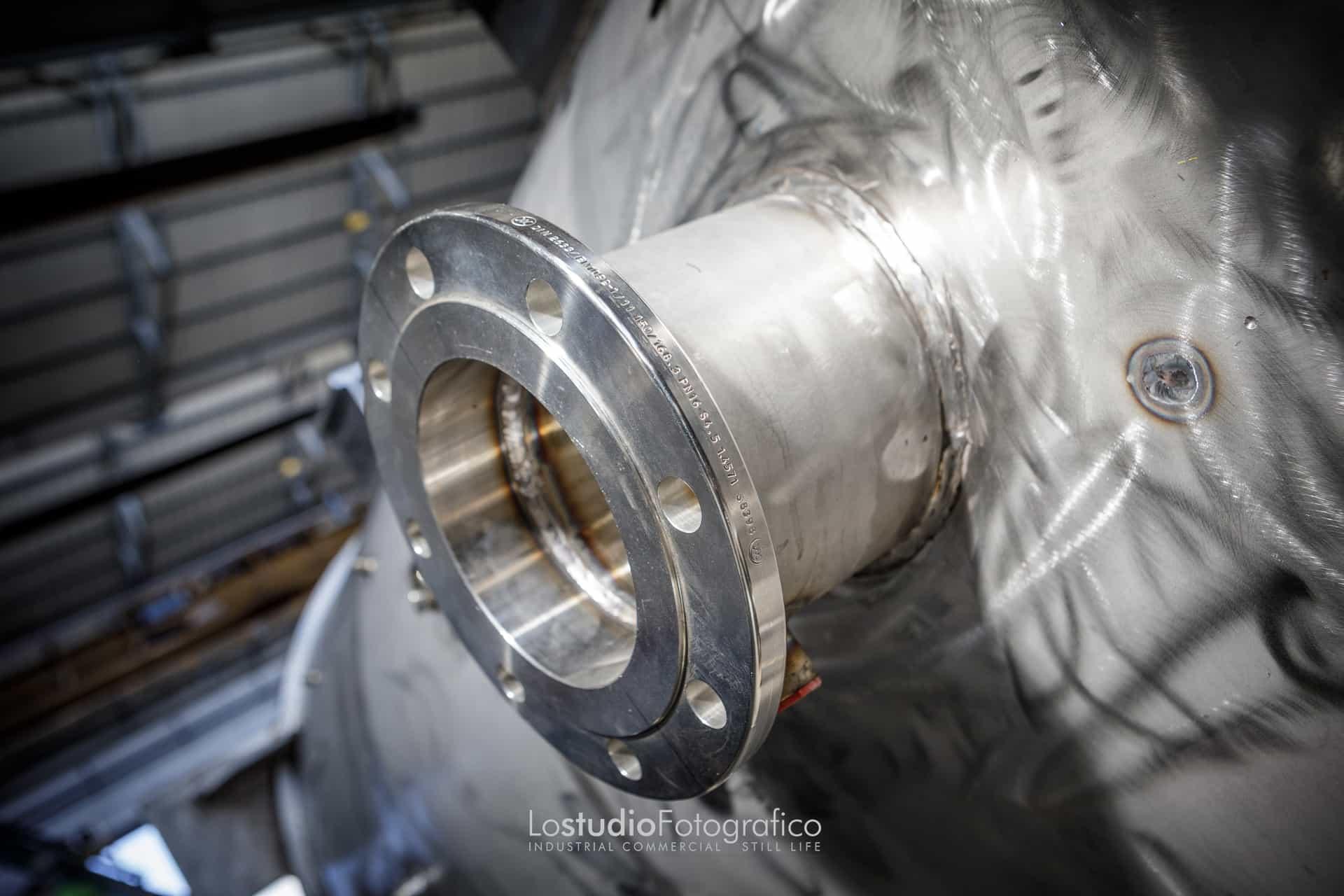 Fotografia industriale Vicenza. Reportage fotografico aziendale per siti web, catalogo, brochure