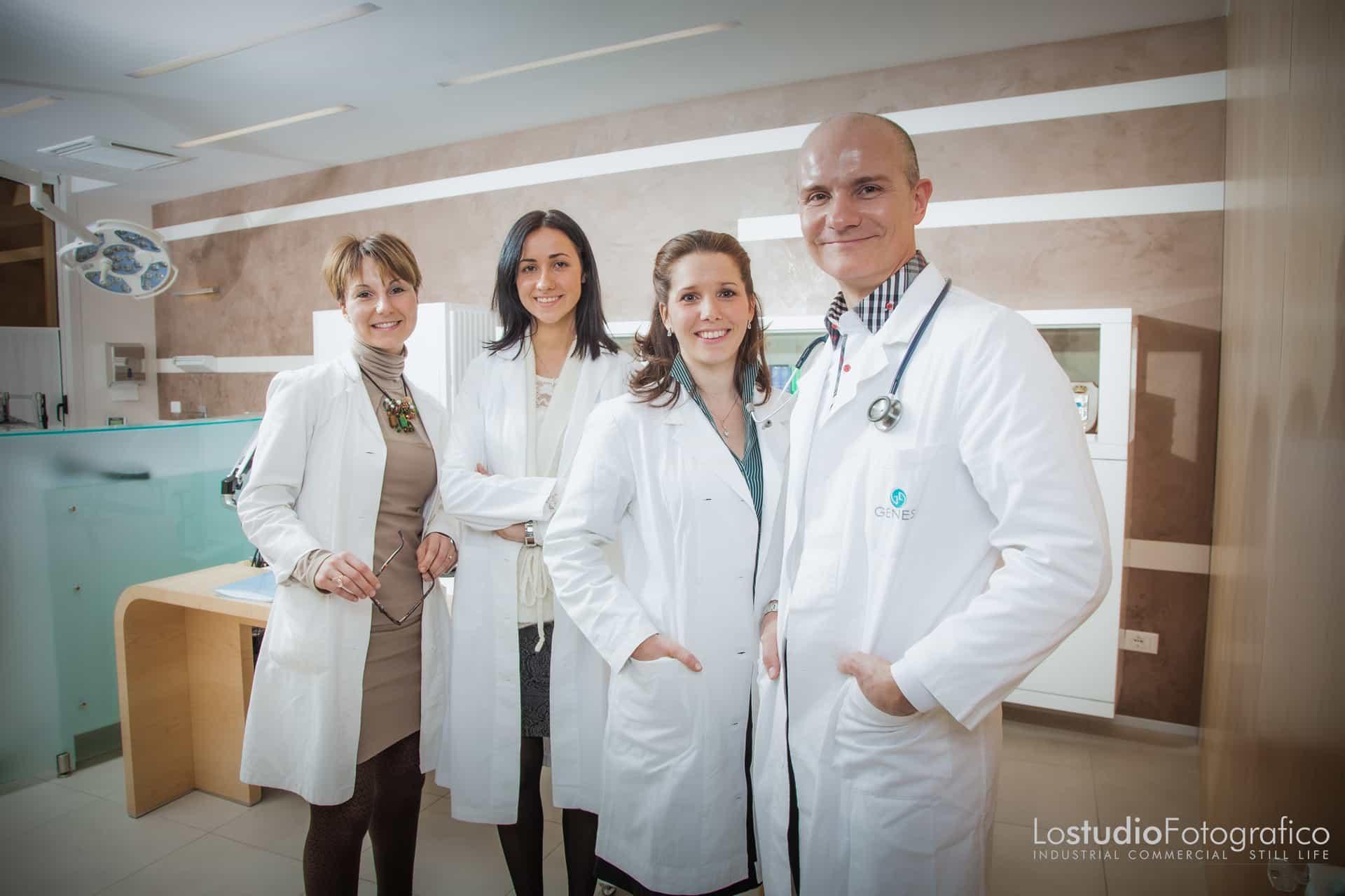 fotografo per studi medici