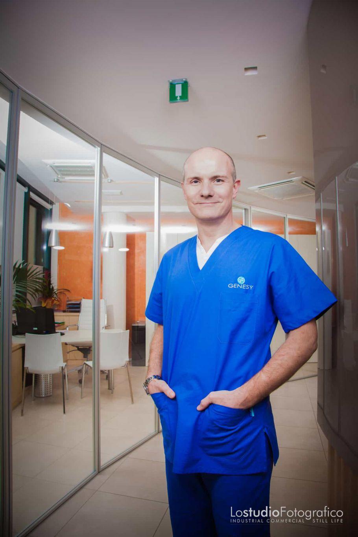 fotografo per centri di medicina